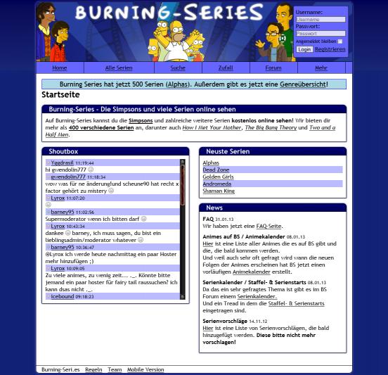 burning-series